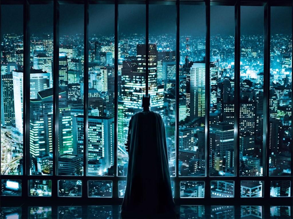 Jesus Stumps Batman: He Who Has Ears to Hear, Let Him Hear!