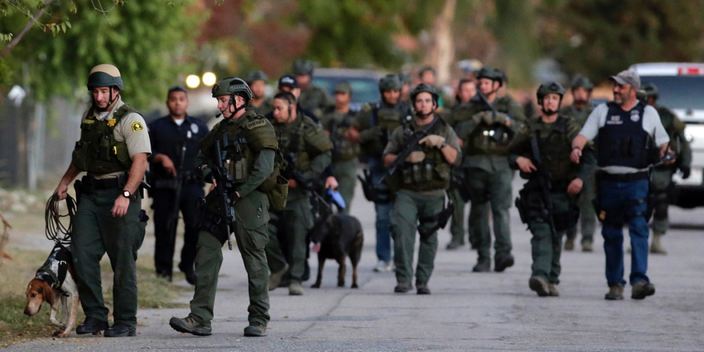 #SanBernadino and the Only Real Solution to Gun Violence