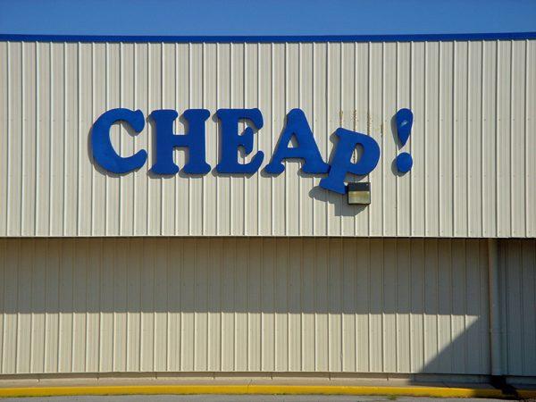 Cheap Grace, Cheap Forgiveness