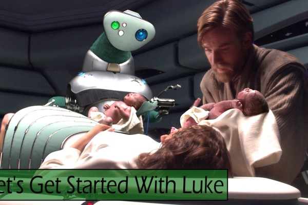 Luke's a Book About Jesus, and It's Going to Blow Your Mind   TMBH Luke #1