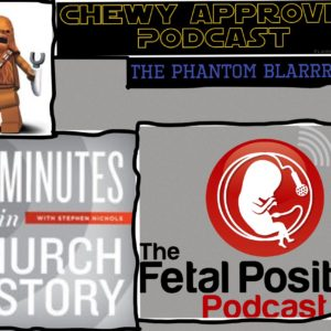 Chewy Approved Podcast: The Phantom Blarrrggg!