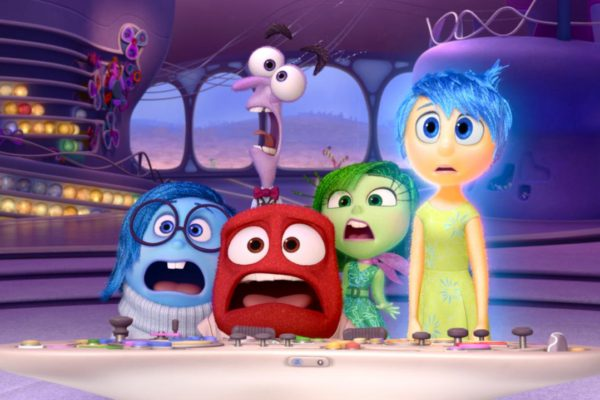 Inside Out: Changed by Jesus