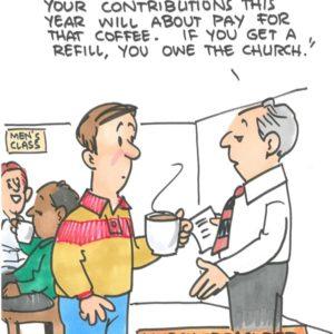 Monday Morning Pastor