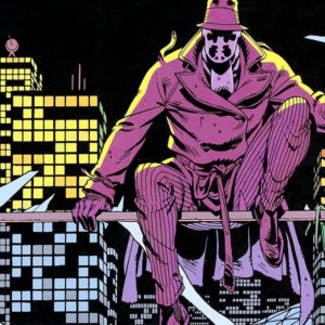 The Art of Redemption Episode 024.4 - The Watchmen Series Part 4: Rorschach (Moral Atheism)