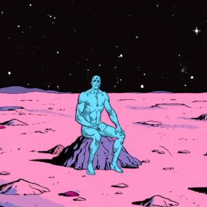 The Art of Redemption Episode 024.5 - The Watchmen Series Part 5: Dr. Manhattan (Materialism)