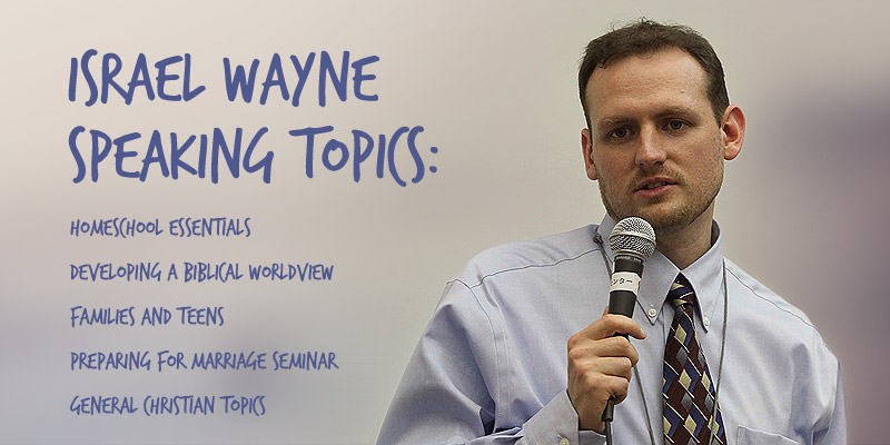 israel-wayne-speaking-topics