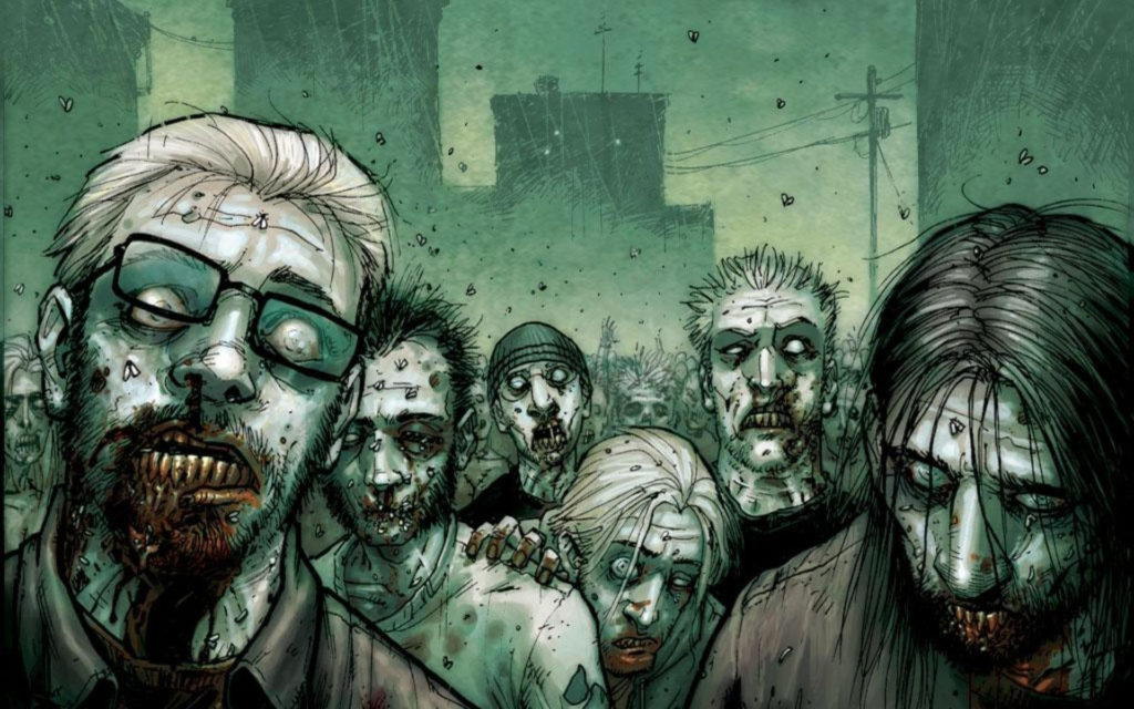Art of Redemption Ep. 026.2: The Zombie Apocalypse Series – Part 2