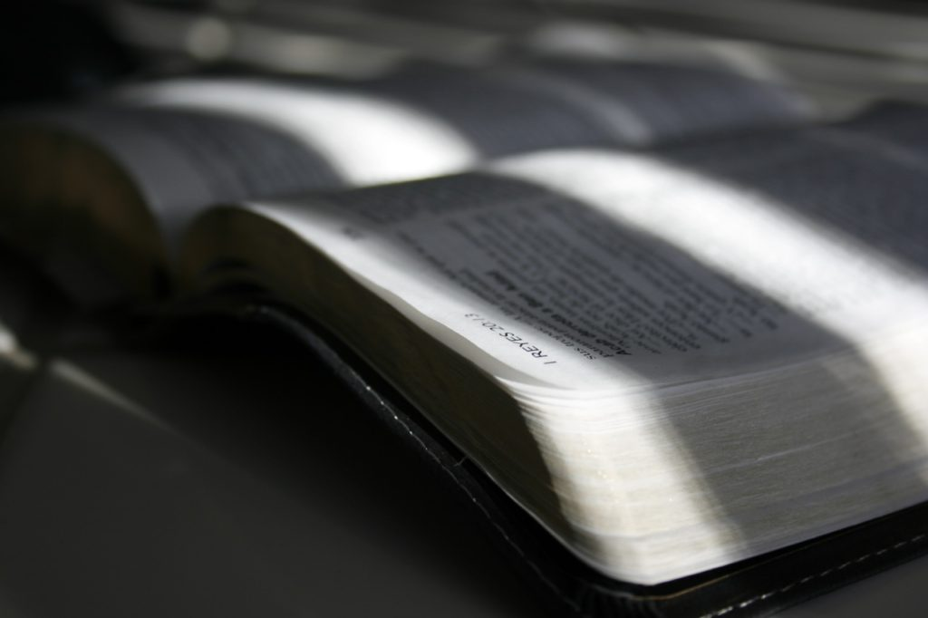 If You Don't Read the Bible, You Don't Have to Do What it Says!