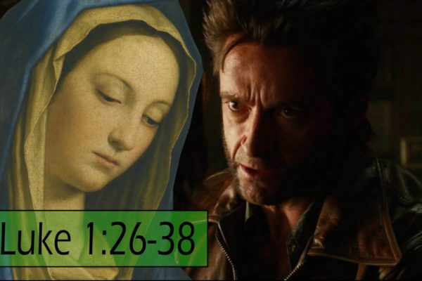 Mary Was Freaking Awesome and I See Why Catholics Love Her So Much | Luke #4