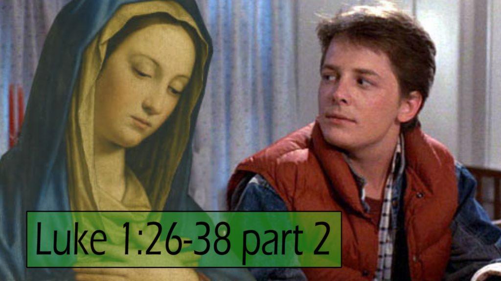 Mary Crushes It | TMBH Luke #5