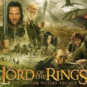 """Ep 029.1 A New Year and """"The Lord of the Rings"""" Series"""