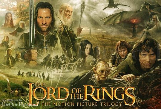 "Ep 029.1 A New Year and ""The Lord of the Rings"" Series"