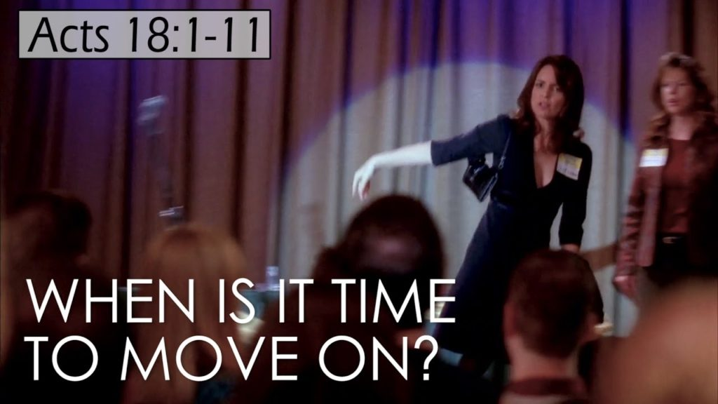 When Is It Time to Move On? | TMBH Acts #76