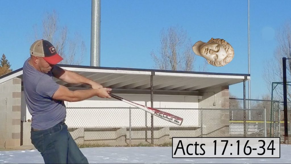 Swinging for the Fences in Athens   TMBH Acts #75